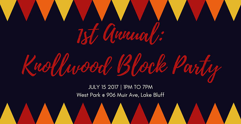 Knollwood Block Party